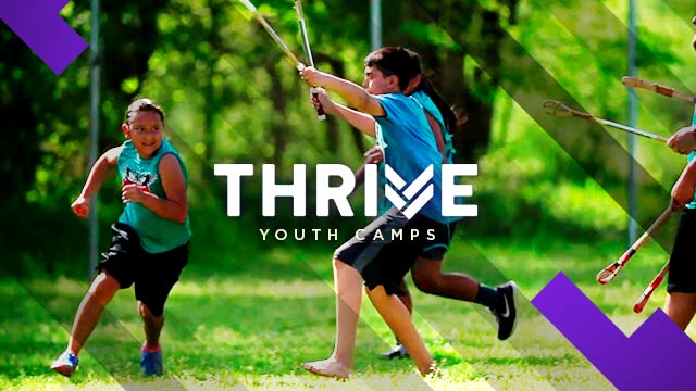 Gateway : Thrive - Youth Camps