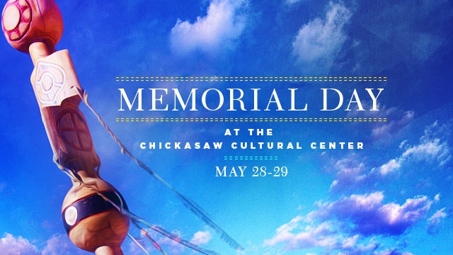 Gateway : Memorial Day at the Chickasaw Cultural Center