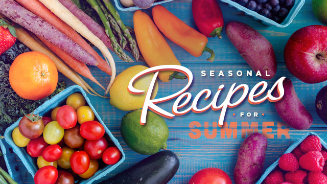 Health : Seasonal Recipes for Summer