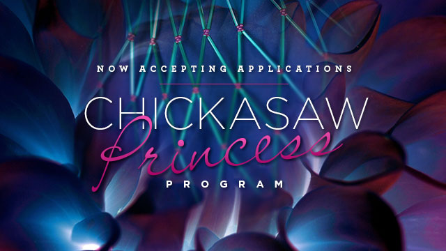Gateway : Chickasaw Princess Program