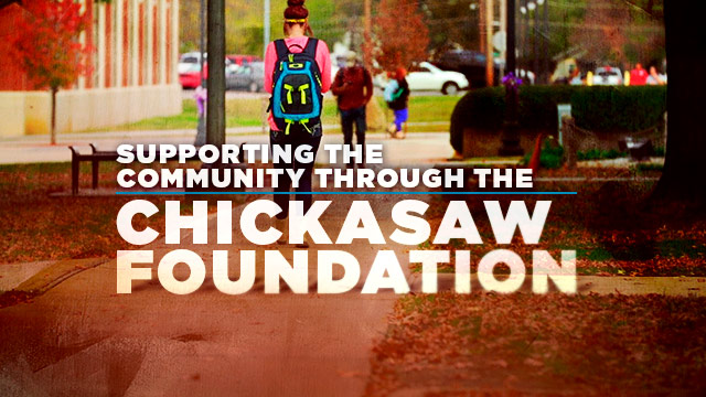 Gateway : Supporting the Community Through the Chickasaw Foundation
