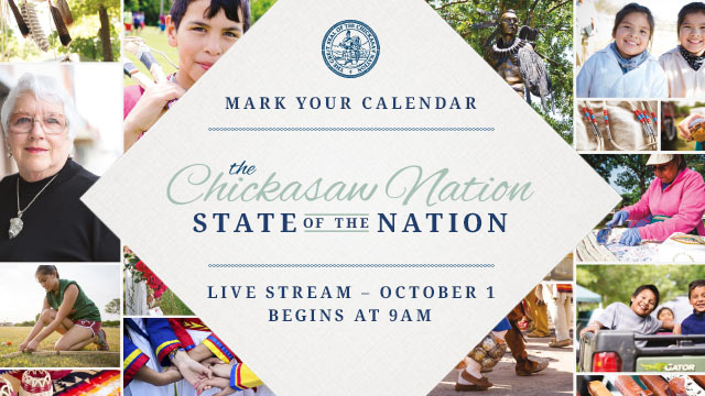Gateway : 2016 Chickasaw State of the Nation