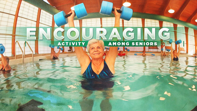 Health : Encouraging Activity Among Seniors