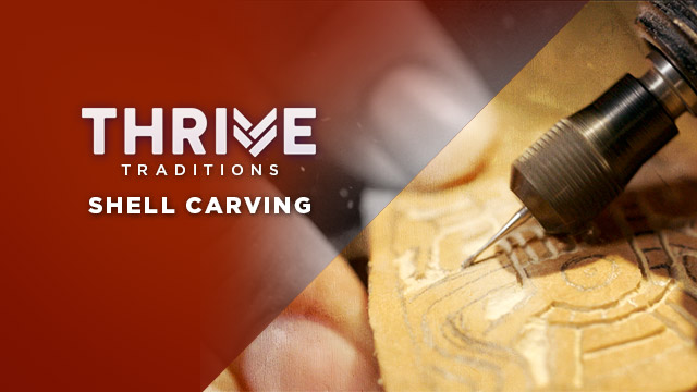 Thrive : Shell Carving