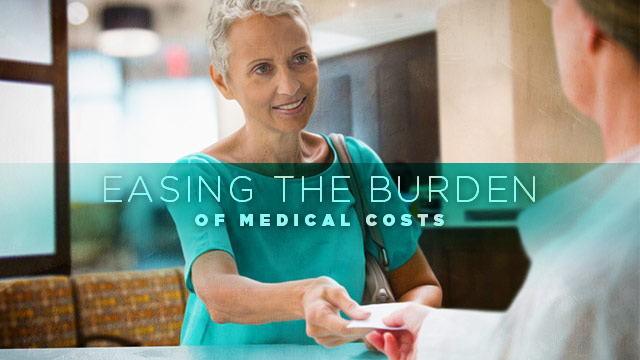 Health : Easing the Burden of Medical Costs