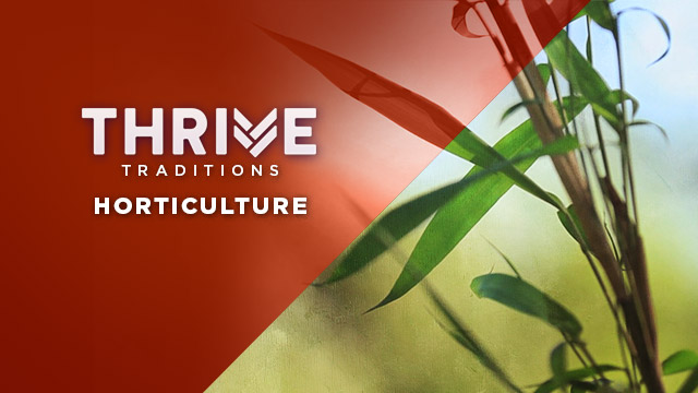 Thrive : Horticulture