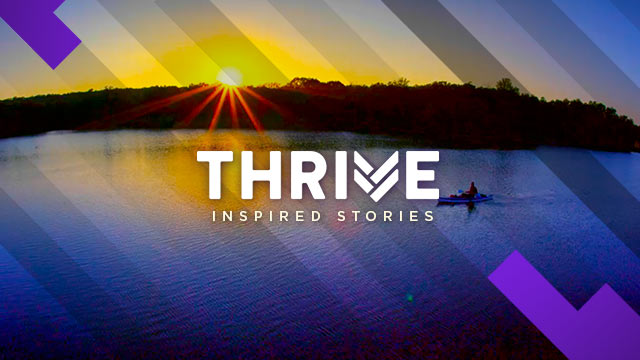 Thrive : Inspired Stories