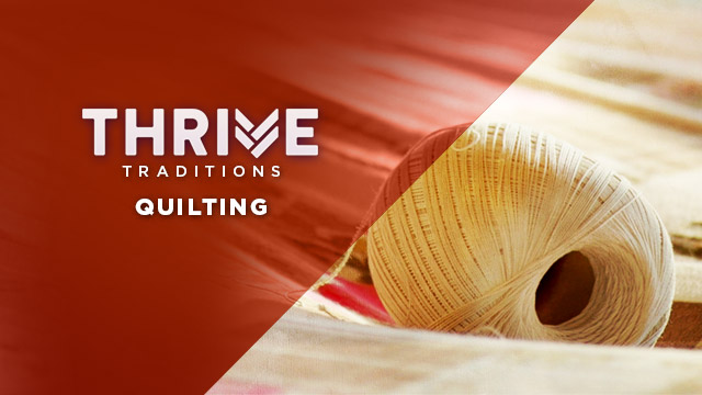 Thrive : Quilting