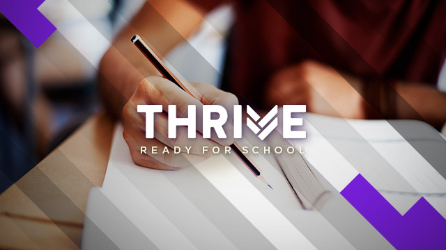 Thrive : Ready for School