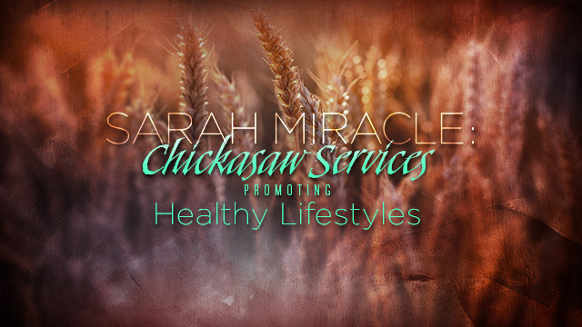 Health : Sarah Miracle - Promoting Healthy Lifestyles