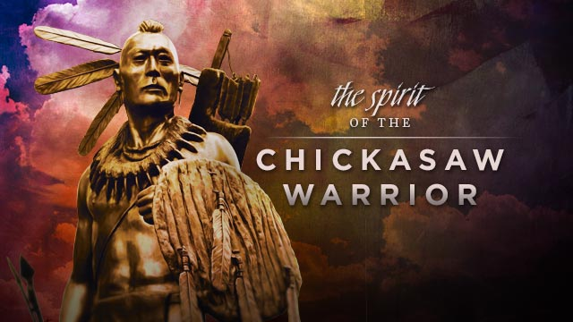 Gateway : Spirit of the Chickasaw Warrior