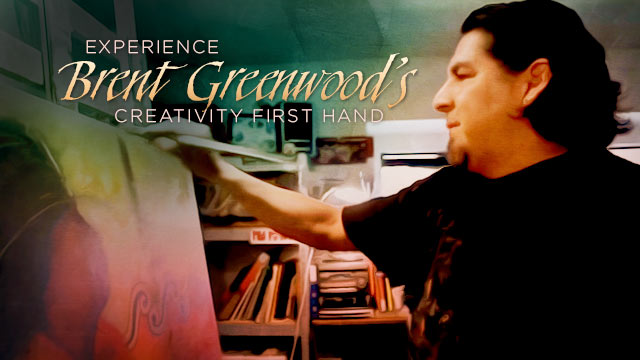 Arts : Brent Greenwood : Creativity First Hand
