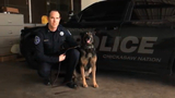 Lighthorse Police: Jeremy Spradlin and K9 Unit