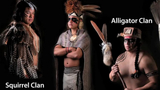 Muskogean Tribes: Clan Systems Organized Life