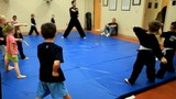 "Chickasaw Nation Martial Arts Program: ""Little Warriors Program"""