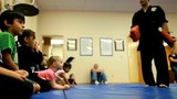 "Chickasaw Nation Martial Arts Program: ""The Sensei's Story"""