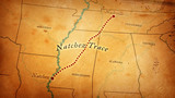 The Natchez Trace: An Ancient Footpath